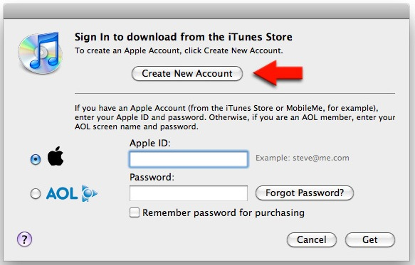 How to register US iTunes Account | Just2us Blog